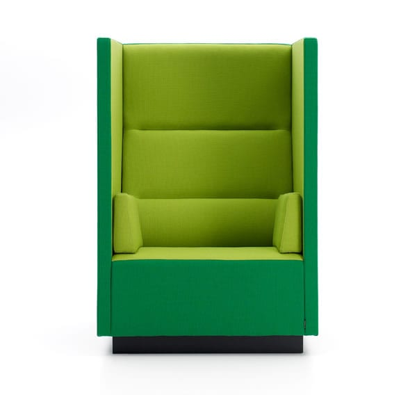 sophisticated privacy chair