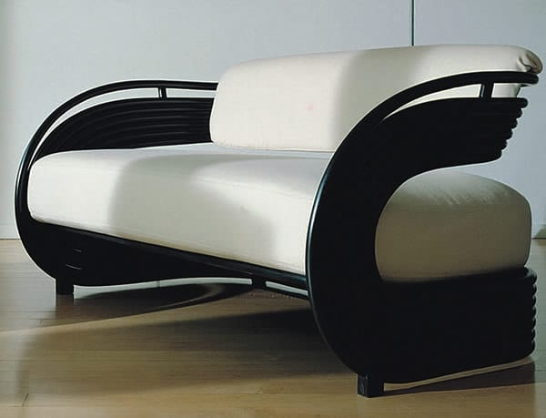 The Nastro Two Seater Sofa: Big Style, Compact Design