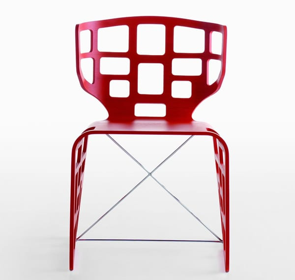 red chair design ideas