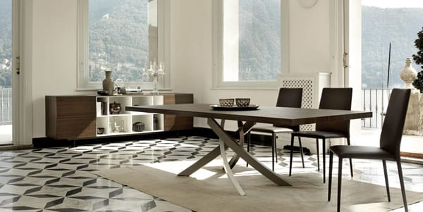 Modernize Your Home with the Artistico Table by Bontempi