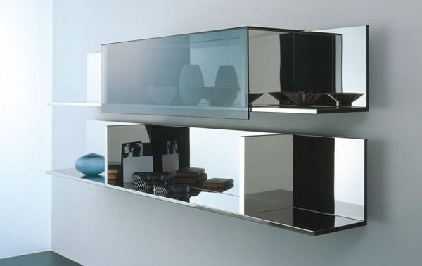 The Blink Wall Unit by Acerbis: Modern Display for your Home