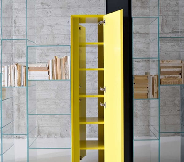 sophisticated storage units design