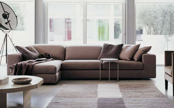Fabrizio Ballardini brown Sofa