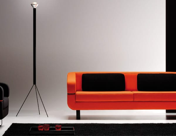 Simplifying the Everday Couch: The Dune Sofa from Estel