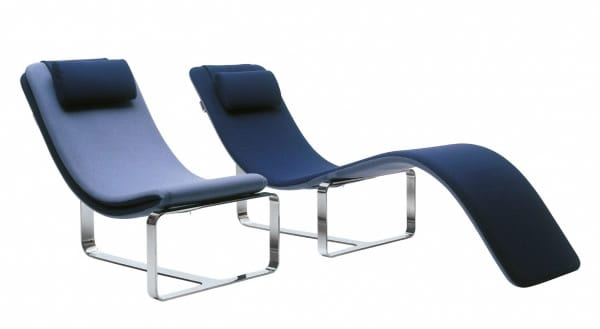 chair that turns into lounger