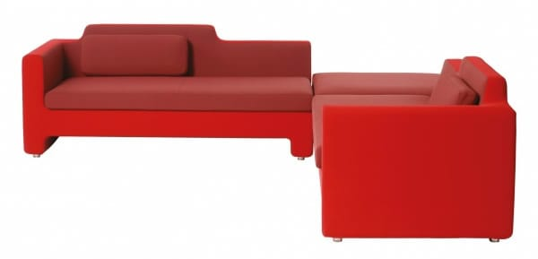The Horizon Modular Seating System by Cerruti Baleri