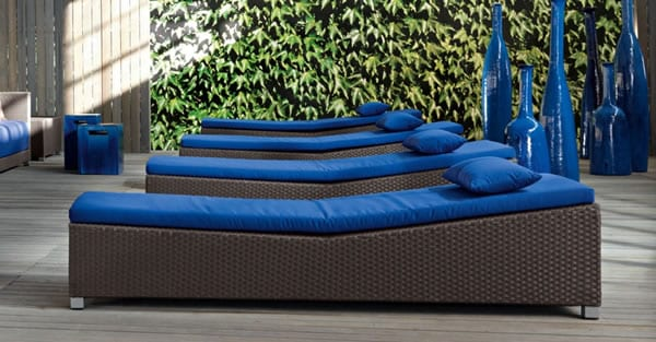 Relaxed Comfort: In Out 282 Day Bed from Gervasoni