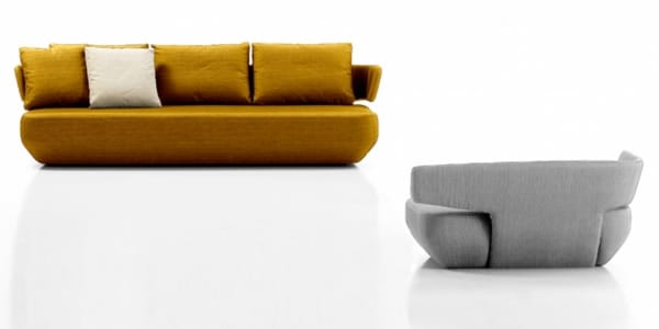 Zen-Like Simplicity - The Levitt Upholstery Collection