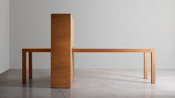 Functional Ambition: Meta-Fora Table by Adele-c