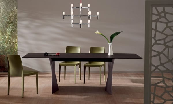 Organic Elegance: Palio Dining Table for Poltrona Frau
