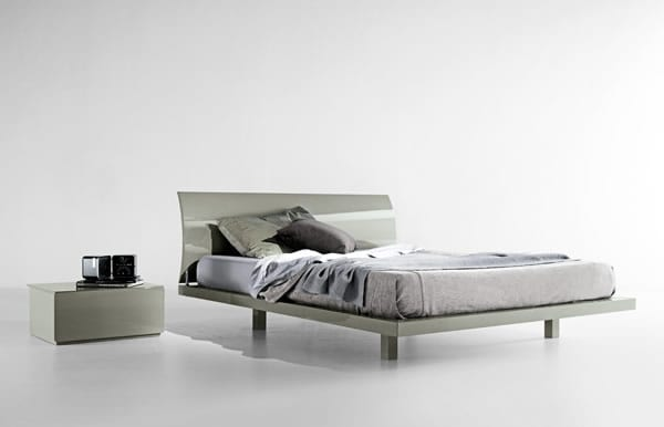 Timeless Style: Tosca Bed from Verardo