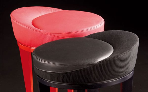 Contemporary Stool by Potocco