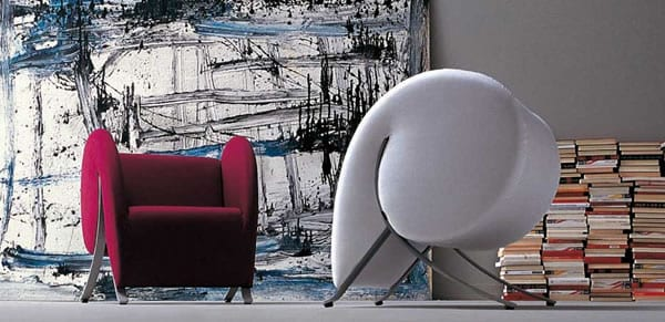 Virgola Chair by Arflex