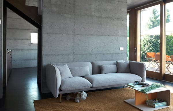 Plush and Comfortable Style: The Yuva Sofa by DePadova