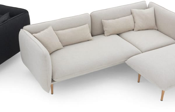 Comfort meets style in the Yuva Sofa
