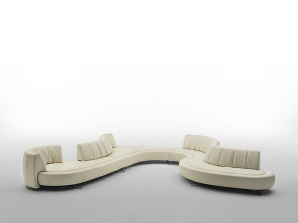 Break Out of the Boring: DS-1064 Sectional Sofa