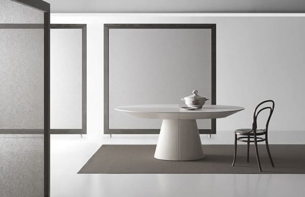 The Adagio Extensible Table by Bauline