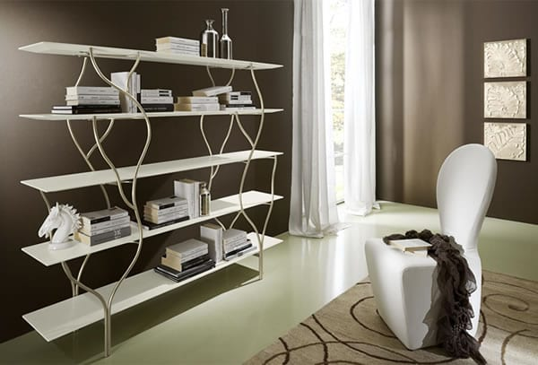 Embellish Your Living Space with the Albero Bookshelf by Cantero