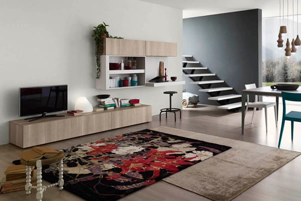 Get Organized with B_Green Living Furniture by ALF