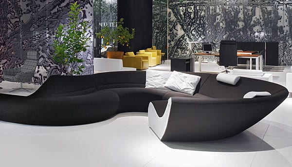 Circle Seating by Walter Knoll