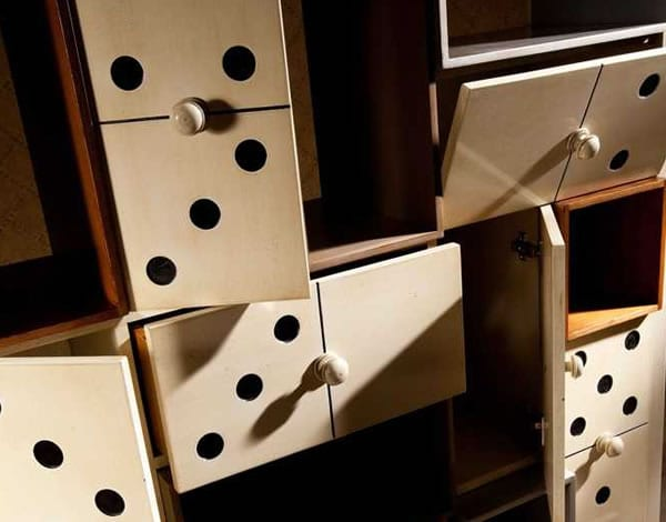 Domino Cabinet by Lola Glamour