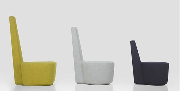 Pinnacle of Contemporary Seating: Elyella Collection for Ziru