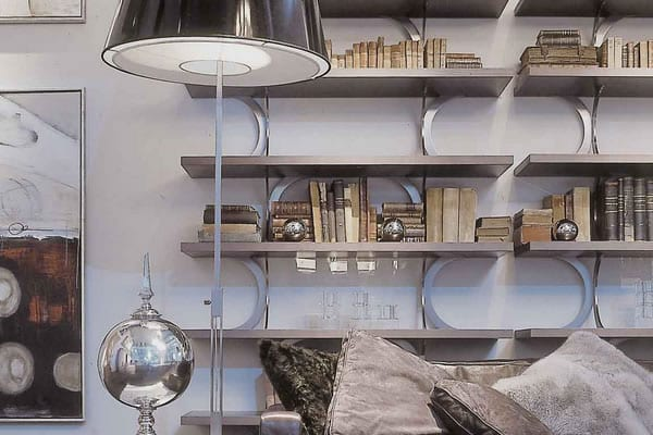 The Mod Way to Define Your Space: Holden Bookcase