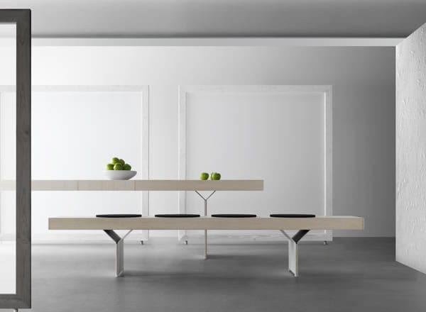 Inciso Table by Bauline