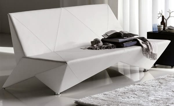 Origami Sofa Bed by Cattelan Italia