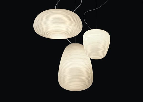 suspended lighting by Foscarini