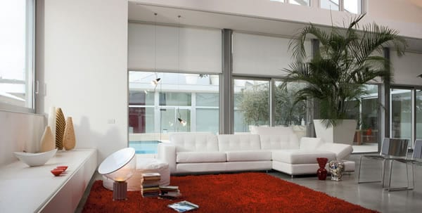 Riviera sectional seating