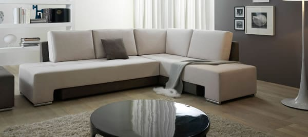 Sharon Sofa Bed By Arredivani: Small Space Solution