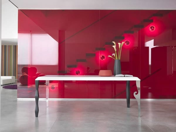 A Touch of Creativity: Azzardo Table by Klab