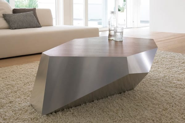 Diamante Table by Antonello Italia