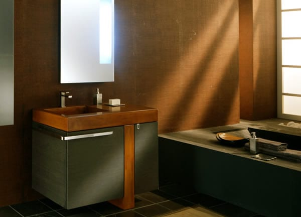 floor mounted cabinets