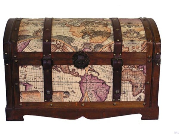 Cover a Trunk with maps