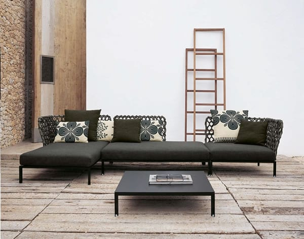 comfortable and stylish sofa