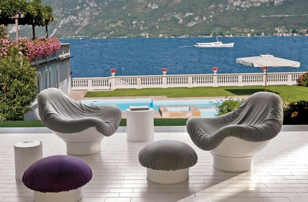 Molded to You: The Rodica Armchair from Longhi
