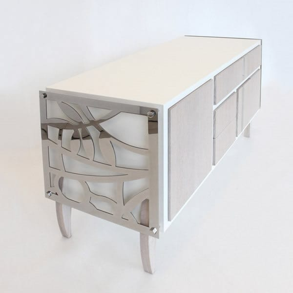 Nature inspired sideboard