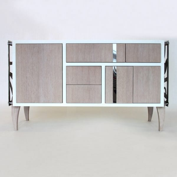 Sibu Steel Sideboard by E1 + E4