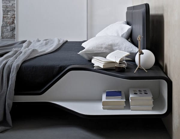Ayrton Bed by Estel