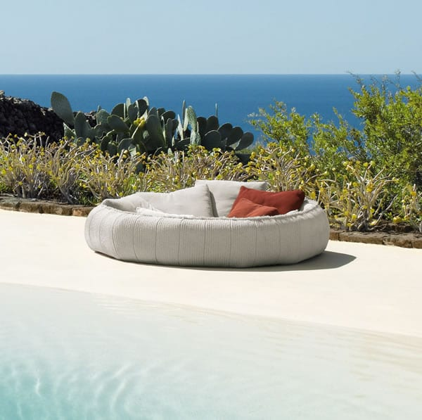 Ease Lounge Chair by Paola Lenti