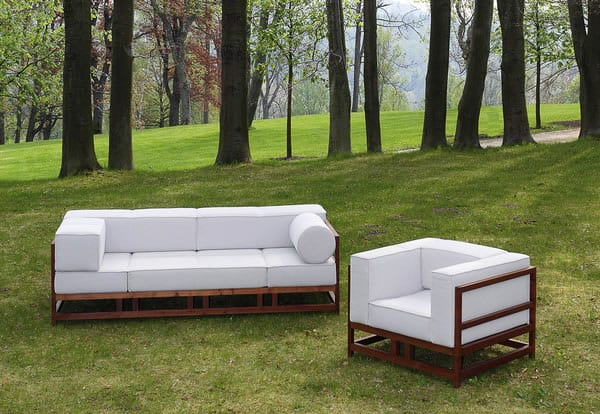 Easy Pieces Outdoor Collection by Brühl