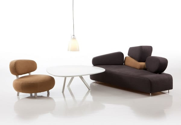 contemporary seating furniture