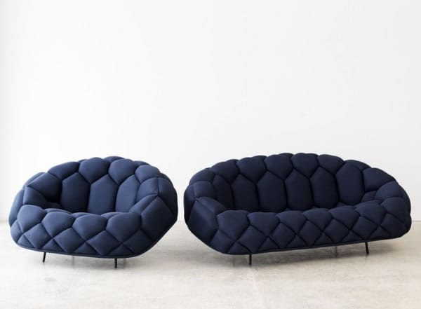 The Quilt Sofa and Armchair