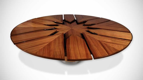 Capstan Table by Fletcher Tables
