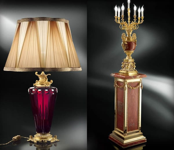 Lighting & Candlesticks