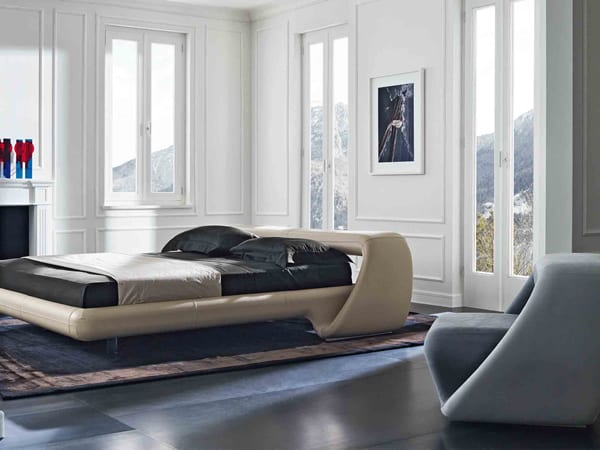Air Lounge Bed by Meritalia