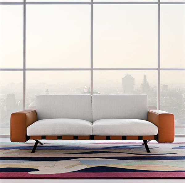 Fenix Sectional by Driade