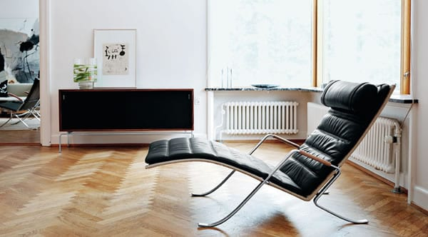 The FK 87 Grasshopper Chaise